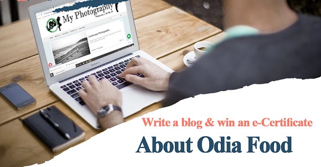 Write a Blog with My Photography