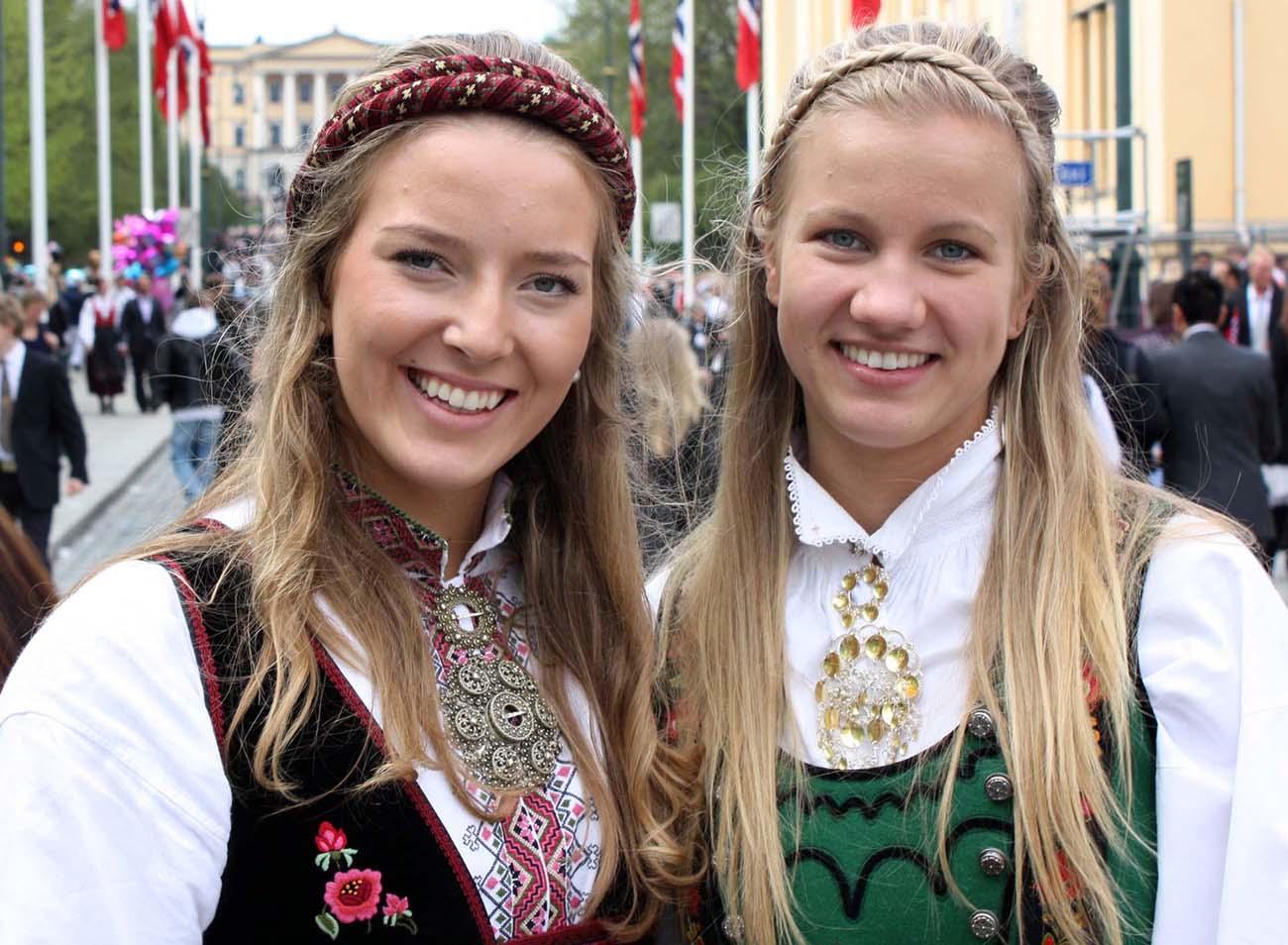 Mujeres cristianas de Noruega gratis.