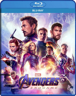 Avengers Endgame 2019 BDRip HD 1080p Dual Latino