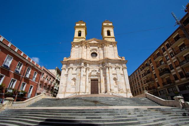 Chiesa Collegiata di Sant'Anna-Cagliari