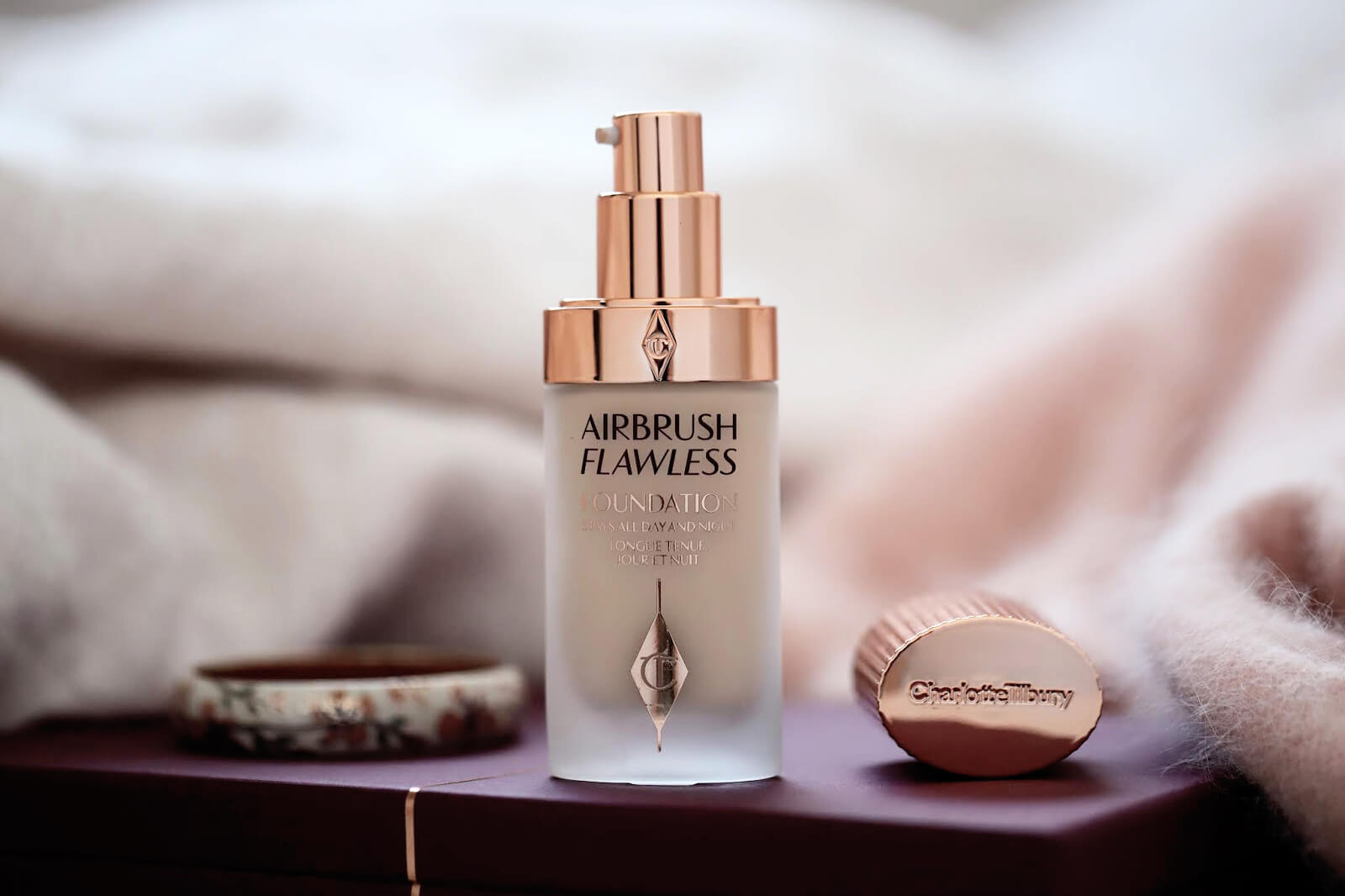 Charlotte Tilbury Airbrush Flawless Foundation Avis