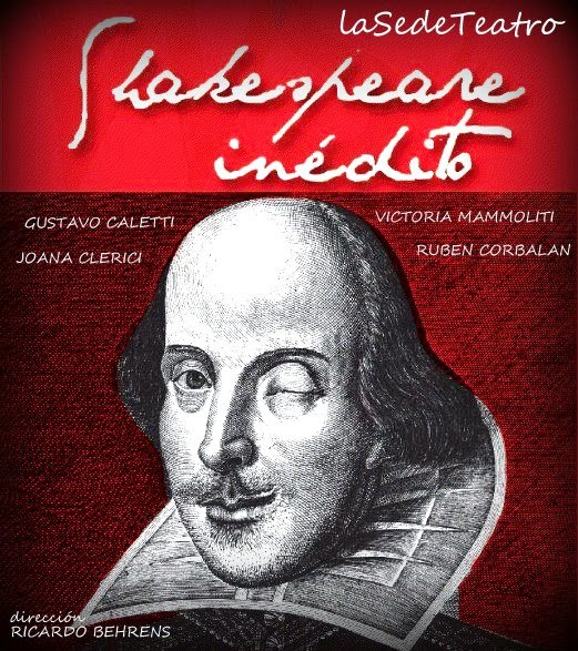 Shakespeare Inédito/2014/15/16