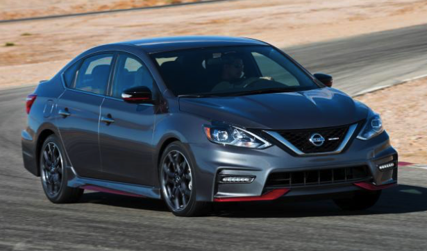 2017 Nissan Sentra Nismo Review And Release Date Car And Driver Review