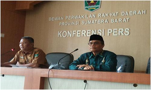 Dr. H. Shofwan Karim Elha, MA:  Ketua Wliayah Muhamadiyah  Sumatera Barat Apresiasi Hari Jadi Propinsi Sumbar