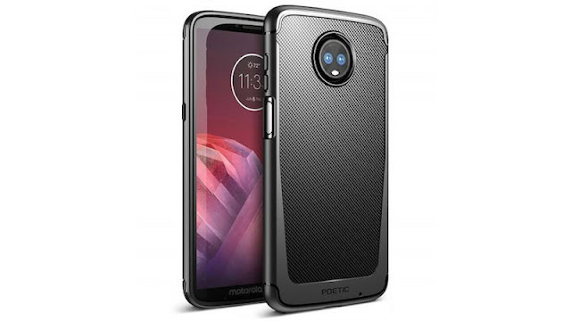 Case Renders Suggest a Side-Mounted Fingerprint Sensor for the Moto Z3 Play