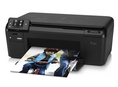 HP Photosmart D110A Printer Driver Download