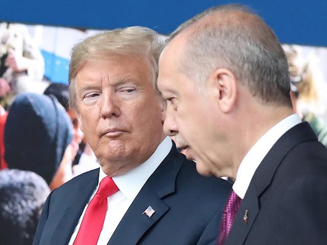 Οι Ηνωμένες Πολιτείες παίζουν το κύρος τους με την Τουρκία