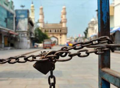 Lockdown in Telangana