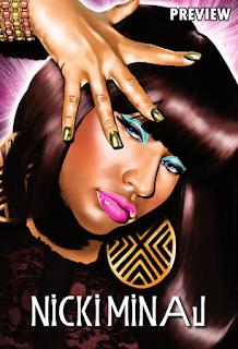 Nikki Minaj - Cover