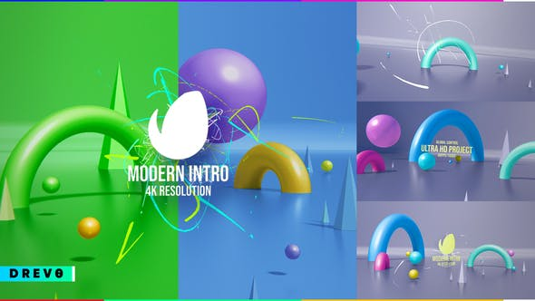 Modern Intro[Videohive][After Effects][29051666]