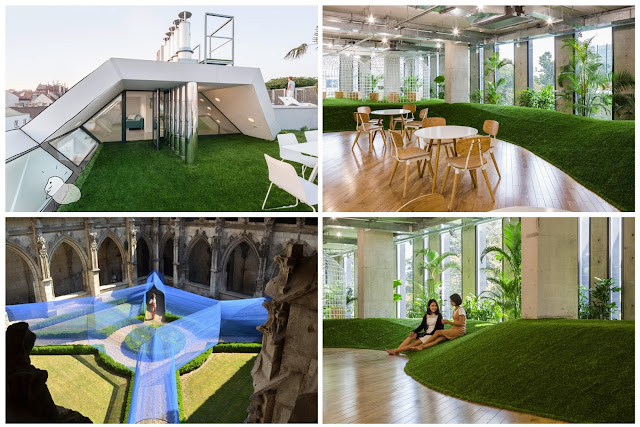 10 Best Home Design Ideas Inspired By The Green Nature