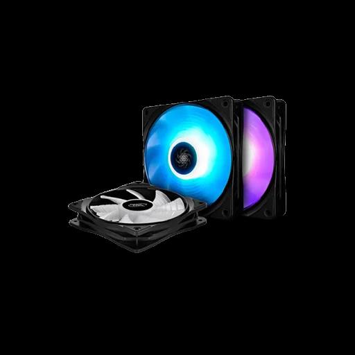 Combo 3 Fan Deepcool RF 120 (Fan RGB)