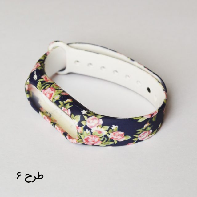 Xiaomi Extra floral Band For Mi Band 2