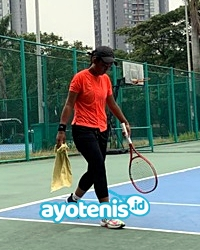 Kalahkan Freya, Chantika Dinda Juara BNTP Tennis Tournament
