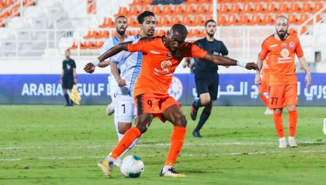 مشاهدة مباراة عجمان وحتا بث مباشر اليوم 30-10-2020 دوري الخليج العربي