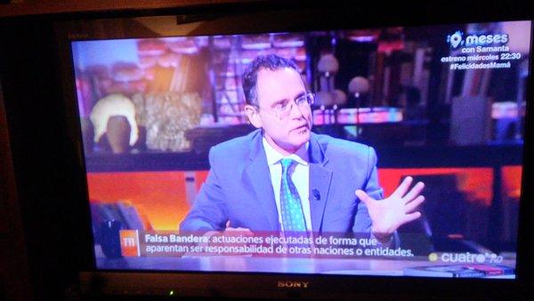 MafiaPP$OE: CUARTO MILENIO expone las BANDERAS FALSAS con el coronel ...
