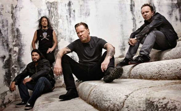 Metallica Lords of summer