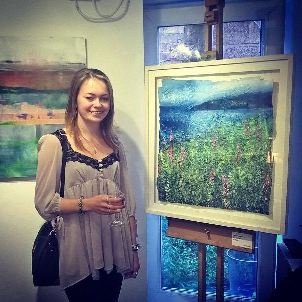 Sarah Elizabeth Butler, Freelance Artist