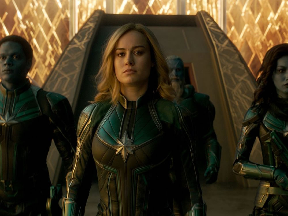 crítica filme Capitã Marvel