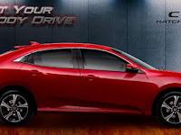 Harga & Kredit Mobil Honda Civic Hatchback di Jakarta