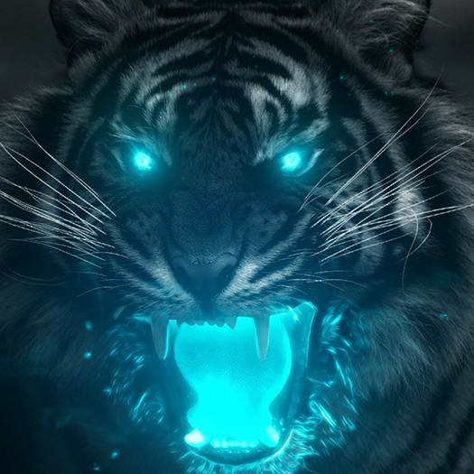 Animals Tiger Wallpaper Engine
