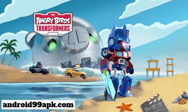 لعبة Angry Birds Transformers v1.49.6 كاملة بحجم 387 MB للأندرويد