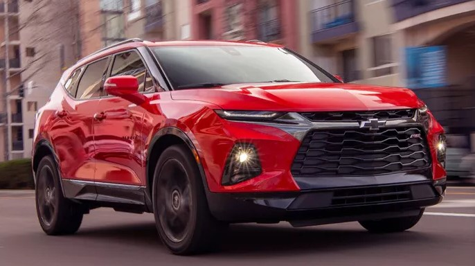 2021 Chevy Blazer K5 Engine, Price And Release Date - NEW ...