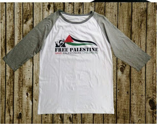 Kaos Palestina Save Children