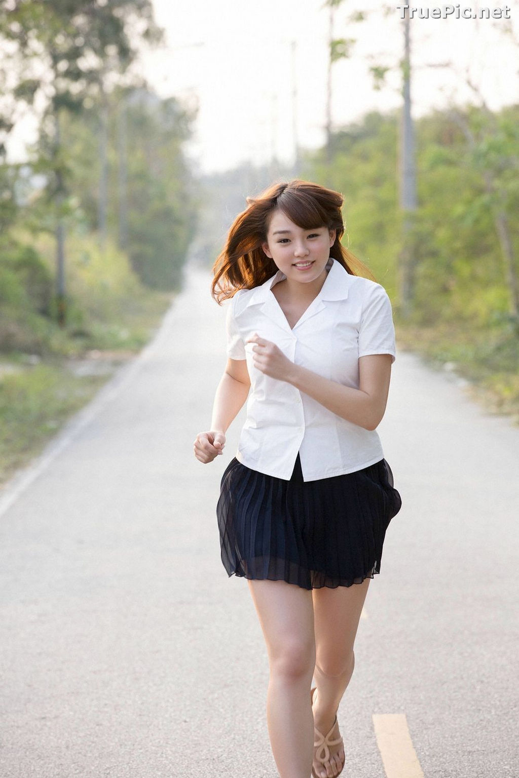 Image [YS Web] Vol.560 - Japanese Gravure Idol and Singer - Ai Shinozaki - TruePic.net - Picture-8