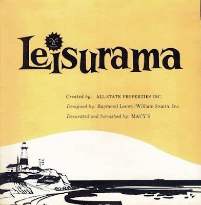 Leisurama brochure @ Sears Homes of Chicagoland