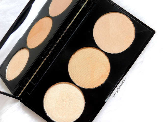 Primark Strobing Highlighting Palette Review