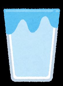 表面張力のイラスト3