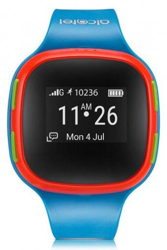 Detské inteligentné Smart hodinky Alcatel MOVETIME Track&Talk Watch.