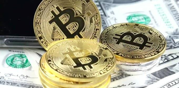 Dollar falls, as bitcoin approaches $ 50,000