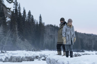 Hold the Dark Netflix movie still Jeffrey Wright Riley Keough