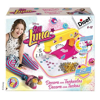 JUGUETES - DISNEY Soy Luna Decora con tachuelas Diset | Manualidades | Edad: 6-12 años Comprar en Amazon España