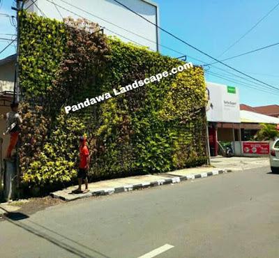 vertical garden bekasi jakarta