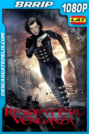 Resident Evil 5: Venganza (2012) 1080P BRRIP Latino – Ingles