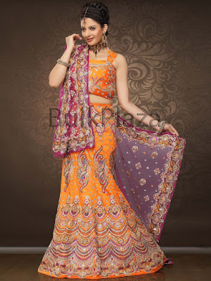 Designer-indian-lehenga-choli-dresses-designs-2017-for-women-11