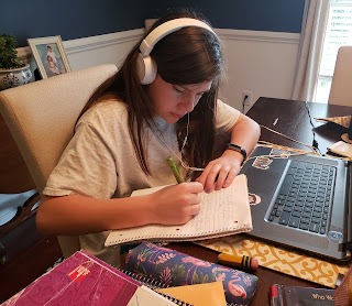 Montgomery Catholic Campuses Continue Teaching Through Distance Learning 1