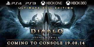 Diablo III: Ultimate Evil Edition Now Available For Consoles