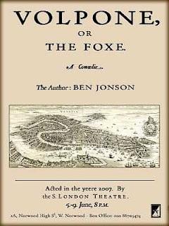Essays on volpone by ben jonson