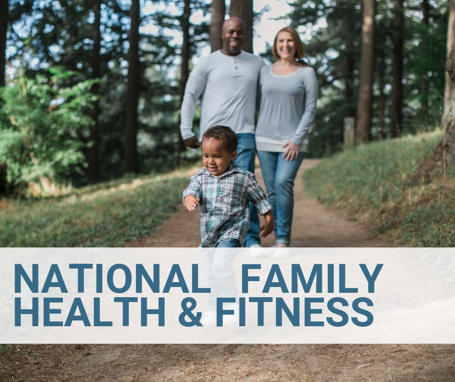 Family Health & Fitness Day USA Wishes for Whatsapp