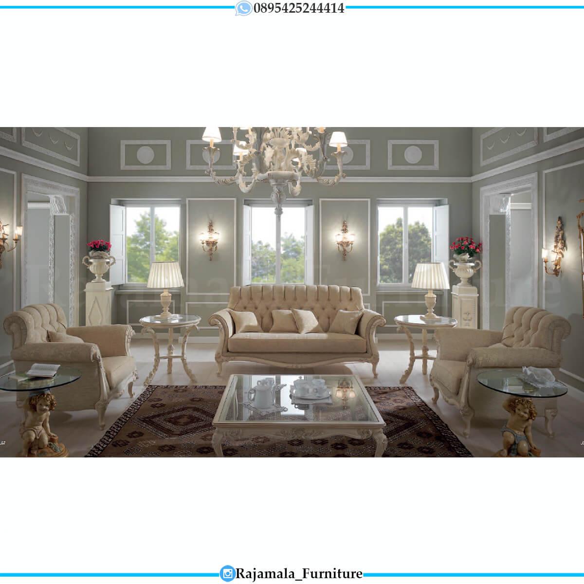 Set Sofa Tamu Mewah Jepara High Quality Best Price RM-0748