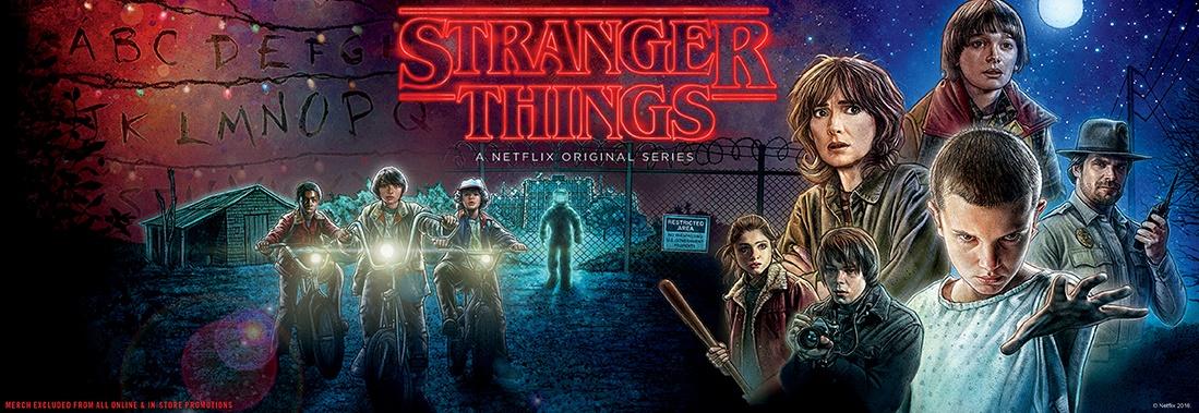 Stranger Things Sezonul 2 online