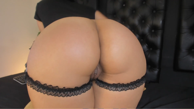 Best Camgirl Ass You'll Ever See On Webcam