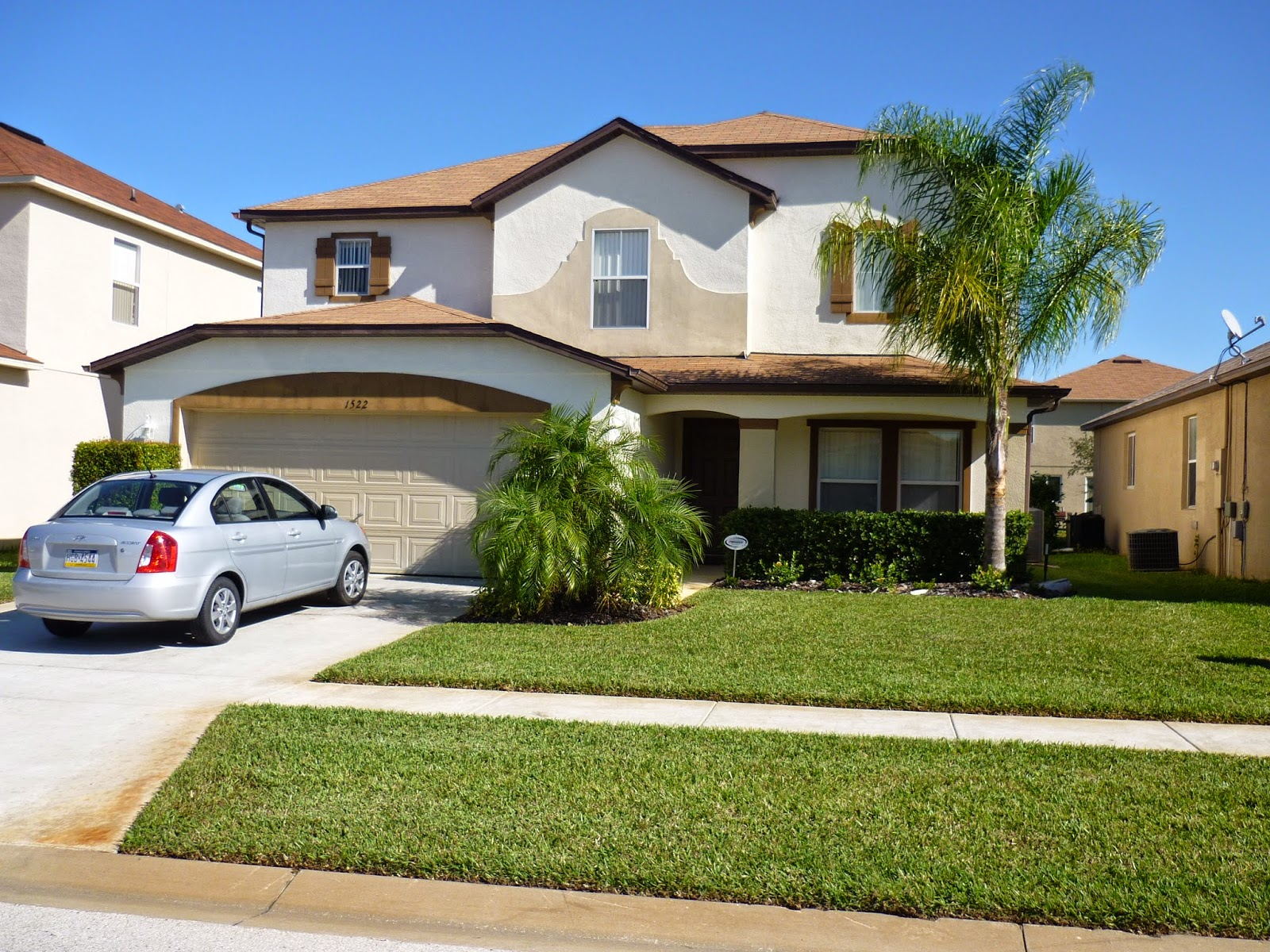 orlando vacation home rental near disney