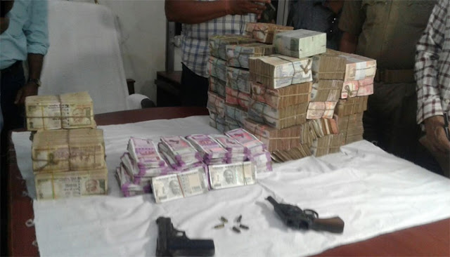 552244 sambalpur cash Odisha Police seizes Rs 1.43 crore in Sambalpur; eight arrested, arms recovered (Source:ZEE)