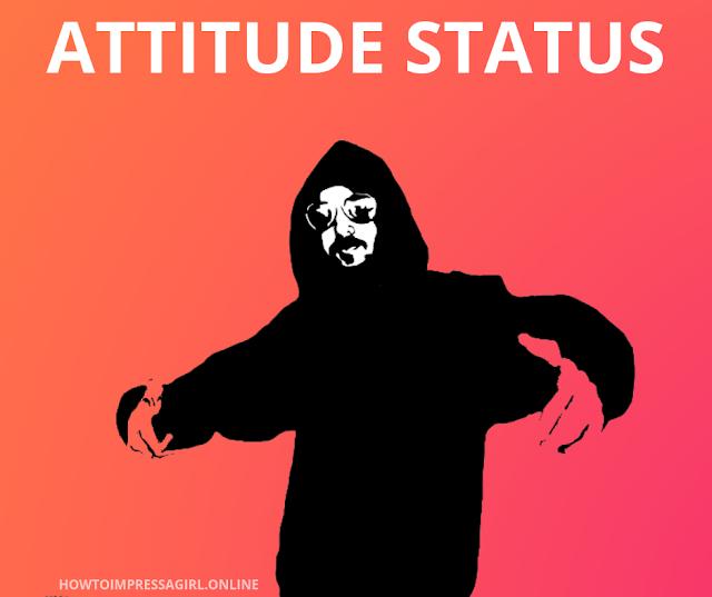 Attitude Status, Attitude Status in English