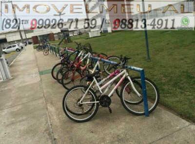 bicicletário-apartamento-a-venda-no-residencial-cidade-jardim-tabuleiro-dos-martins-maceio-alagoas